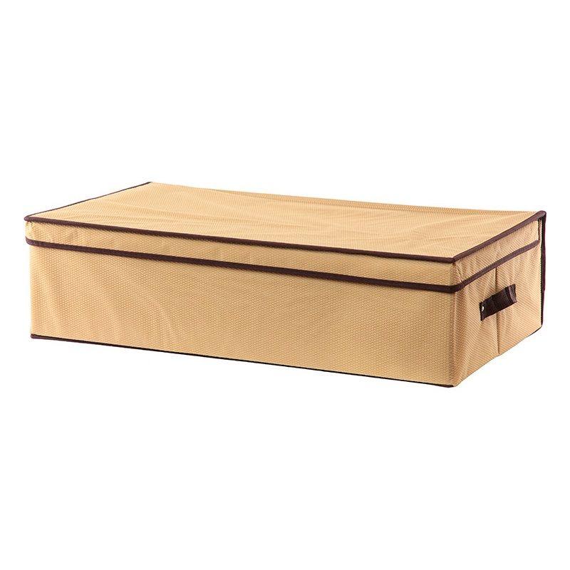Складной кофр с жёстким каркасом для хранения вещей (Размер: 45х30х20 см)