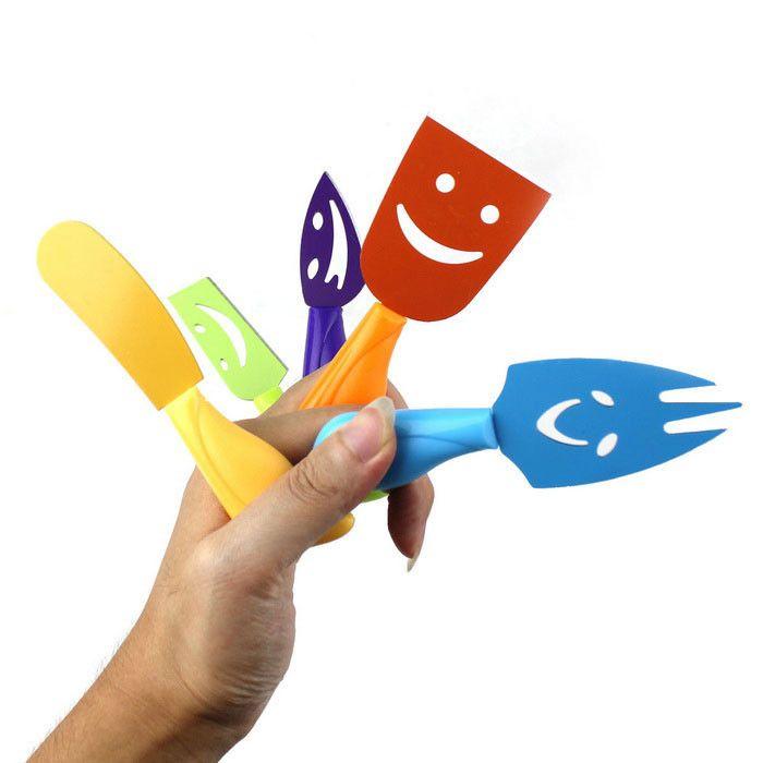 Набор ножей для сыра Cheese Knives, 5 шт