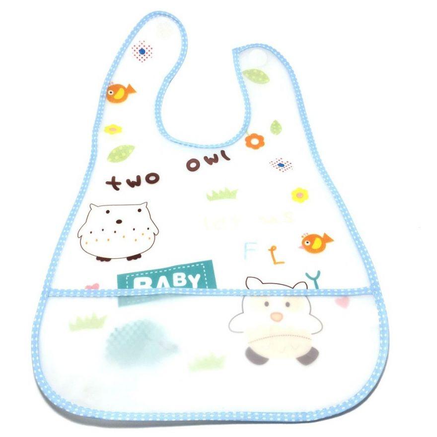 Нагрудник для мальчиков Waterproof Baby