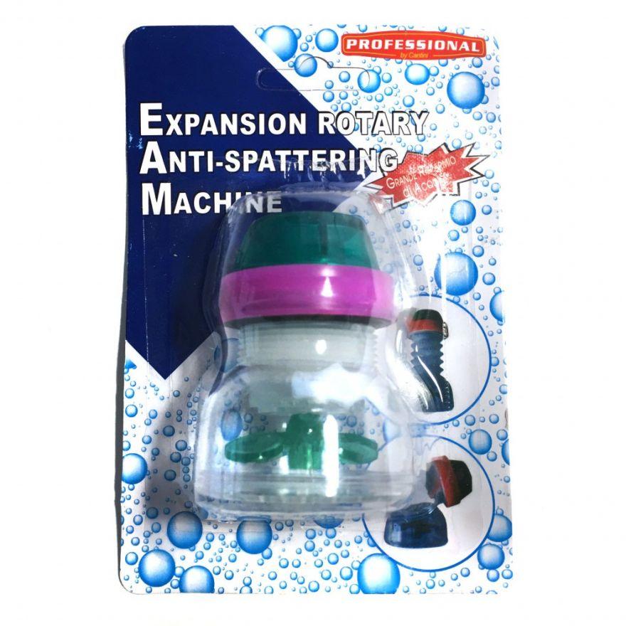 Экономитель-рассеиватель воды с регулируемым удлинителем Expansion Rotary Anti-spattering Machine