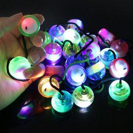 Светодиодные шарики-антистресс Finger Balls Thumb Chucks