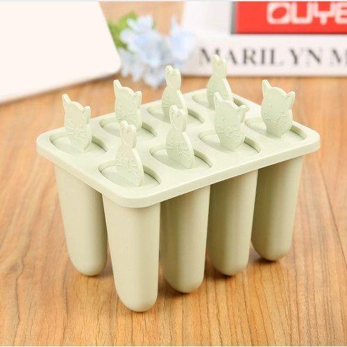 Формы для фруктового льда и мороженого Ice Mould, 8 шт