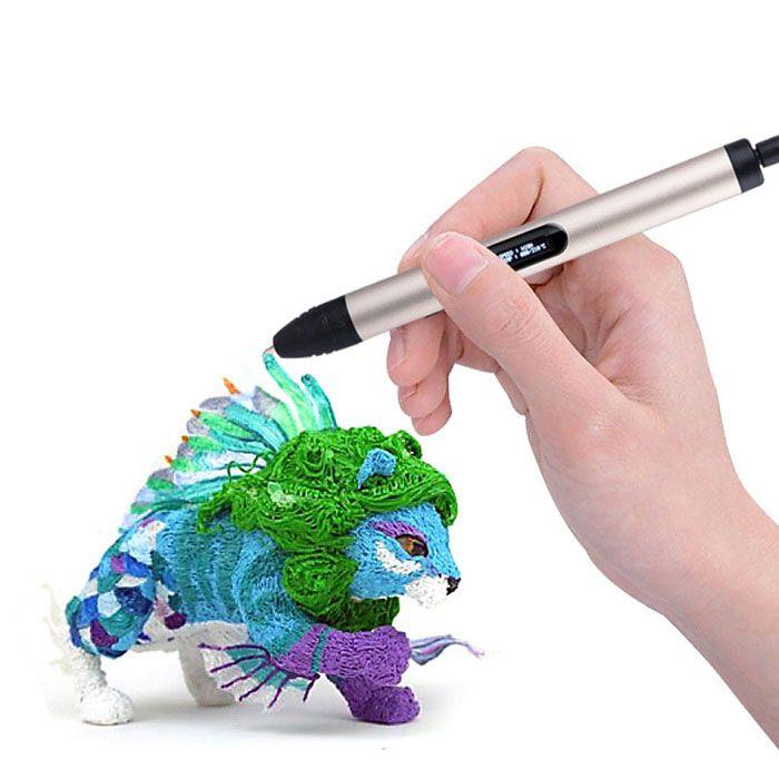 Ручка-принтер 3D Pen Dewang X4