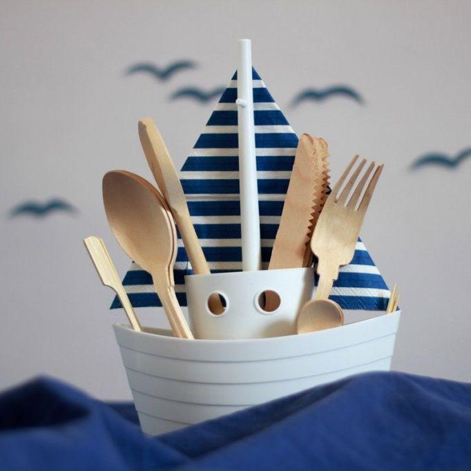 Органайзер для столовых приборов и салфеток Sailing Storage