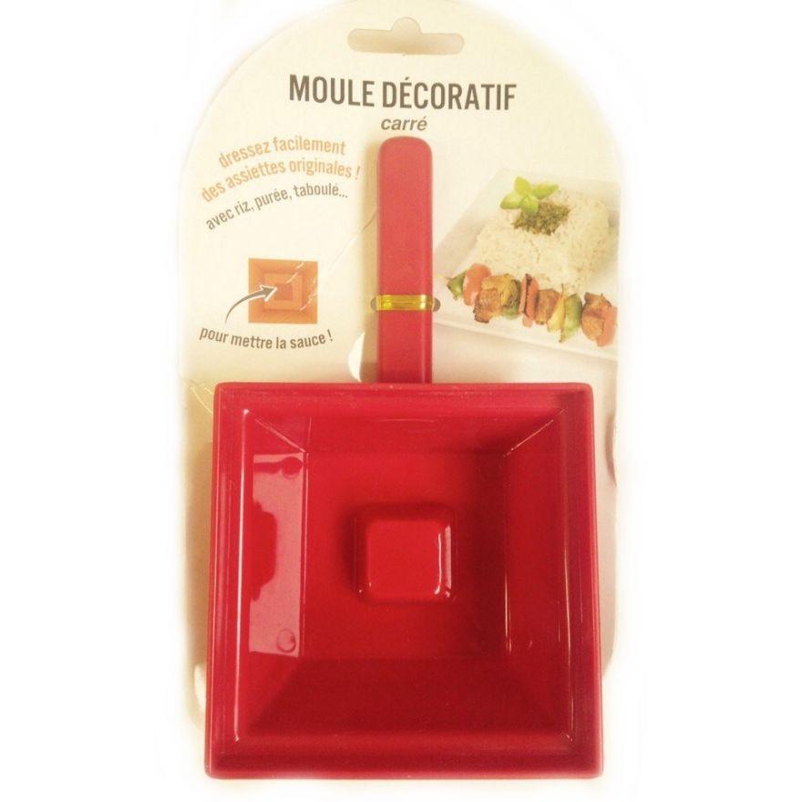 Форма для декорирования вторых блюд Moule Decoratif