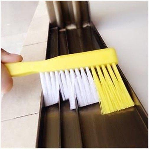 Двойная щётка для чистки труднодоступных мест Stepped Sash Brush