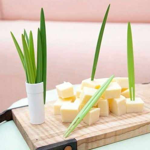 Шпажки для сыра и коктейлей Leaf Coctail Picks
