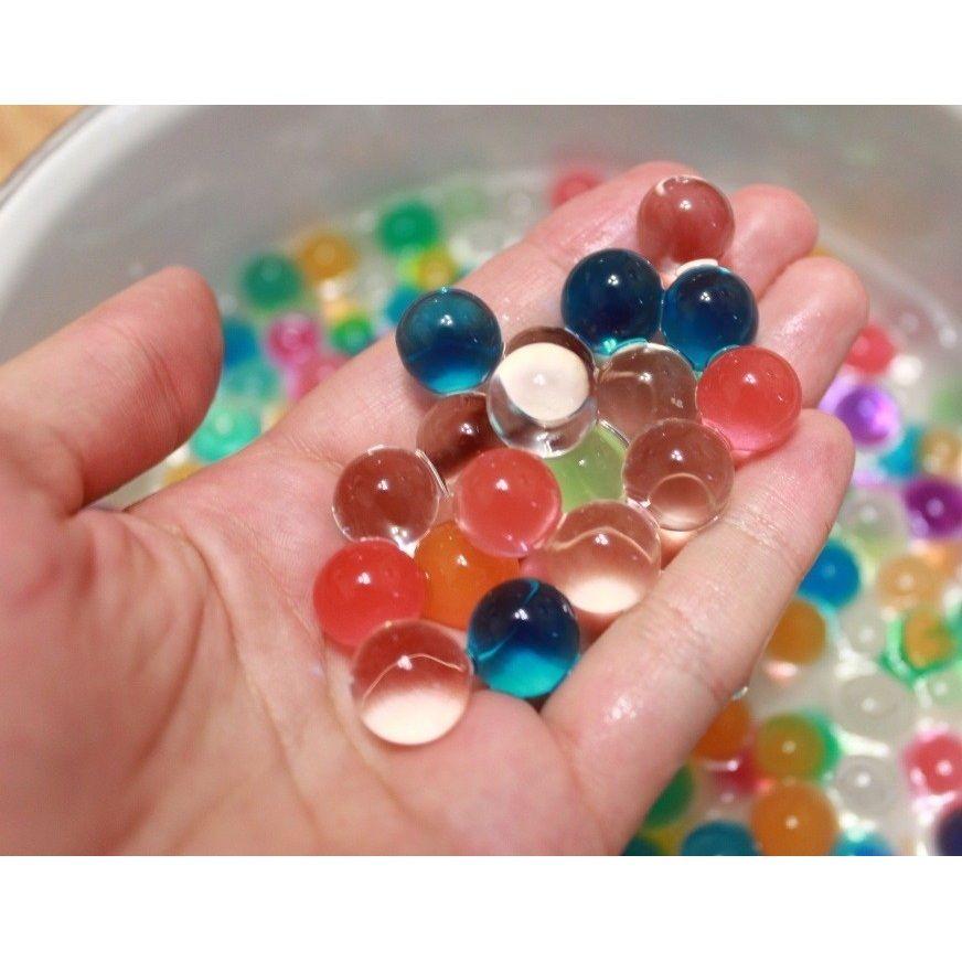Гидрогелевые шарики (Количество: 1 пакетик)
