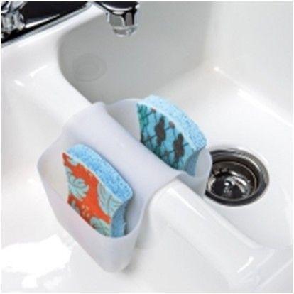 Органайзер для раковины Umbra Small Saddle Sink Caddy