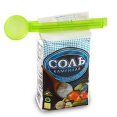 Ложки-зажимы для пакетов sealing Clip with Spoon (3 шт.)
