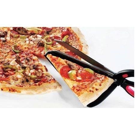 Ножницы для нарезки пиццы с лопаткой