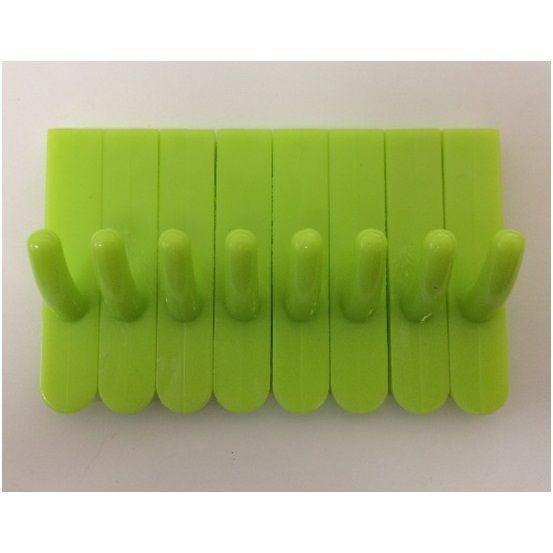 Пластиковые крючки-держатели для сетки, 8 шт.
