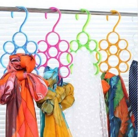 Вешалка для шарфов и платков