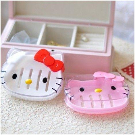 Мыльница Hello Kitty