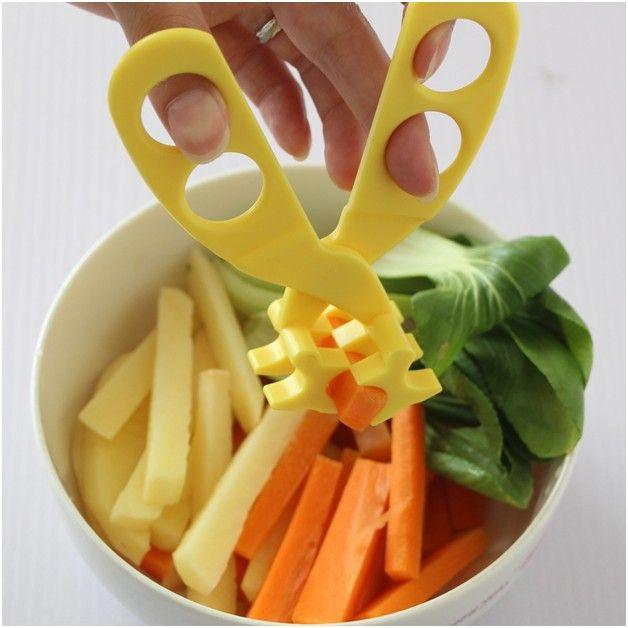 Многофункциональные ножницы для измельчения еды