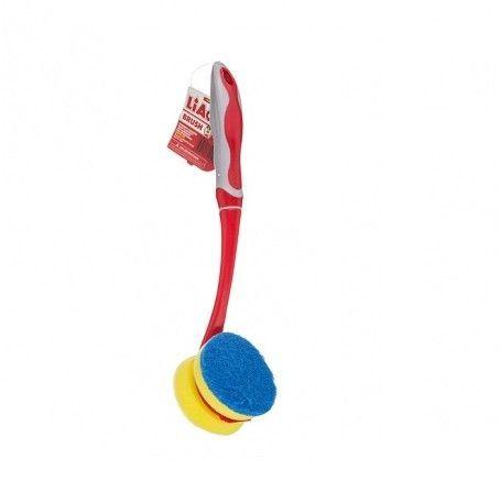 Щётка для мытья кружек и бокалов