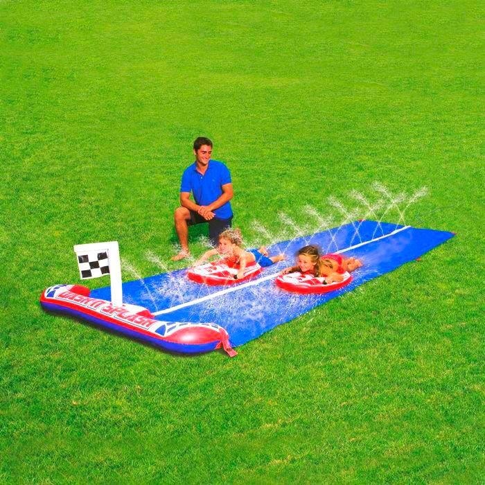 Водные гонки Rally Pro Water Slide