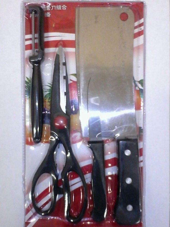 Набор кухонных принадлежностей, 4 предмета