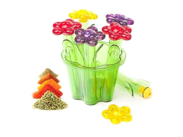 Набор для специй Bloom Spice Holder