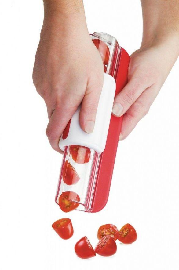 Приспособления для нарезки томатов черри Zip Slicer