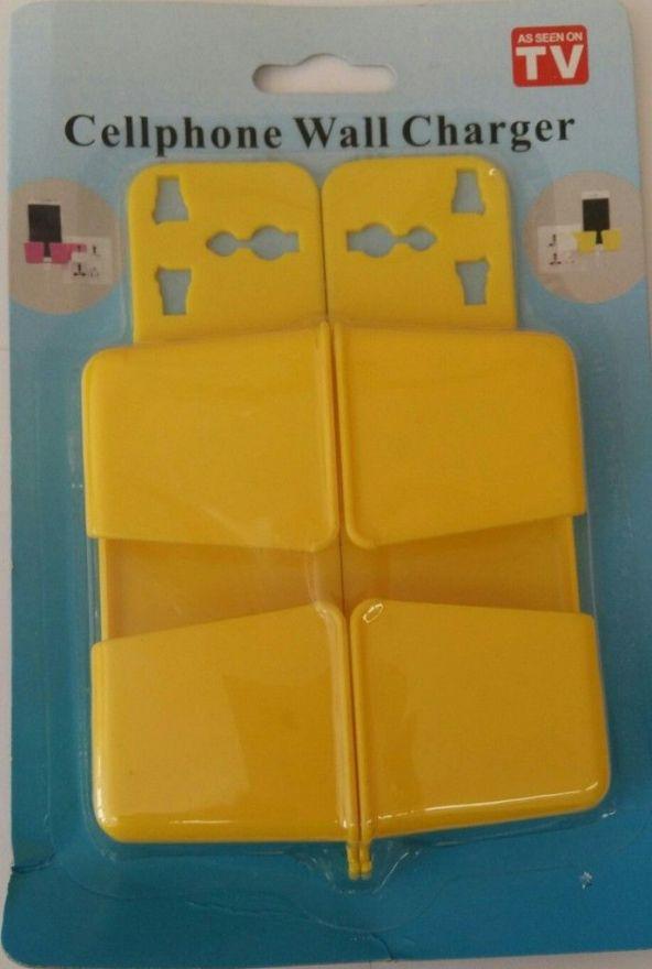Подвесной держатель для зарядки мобильного телефона