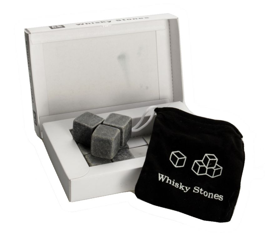 Камни для виски Whiskey Stones для охлаждения виски