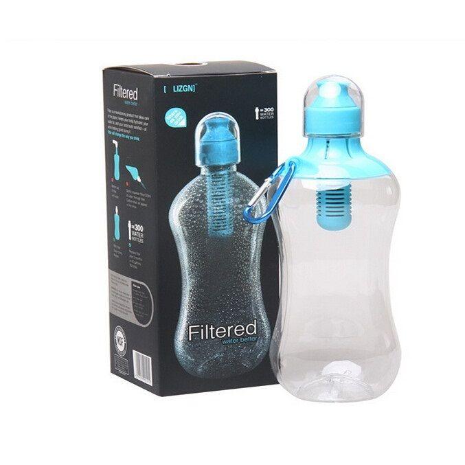Бутылка для воды Filtered Water Better