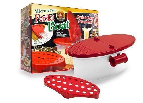 Контейнер для приготовления блюд в микроволновой печи Pasta Boat