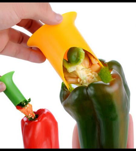 Чистилка для перцев нейлоновая Nylon Pepper Corer