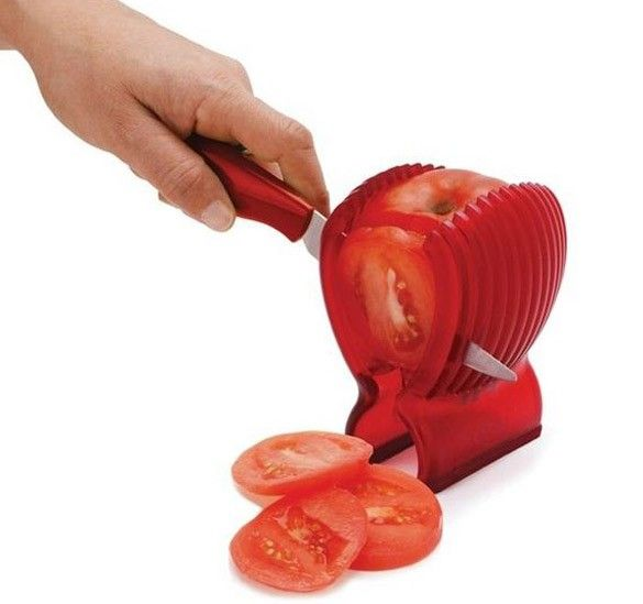 Держатель для нарезки томатов Perfectly Slice Tomatoes