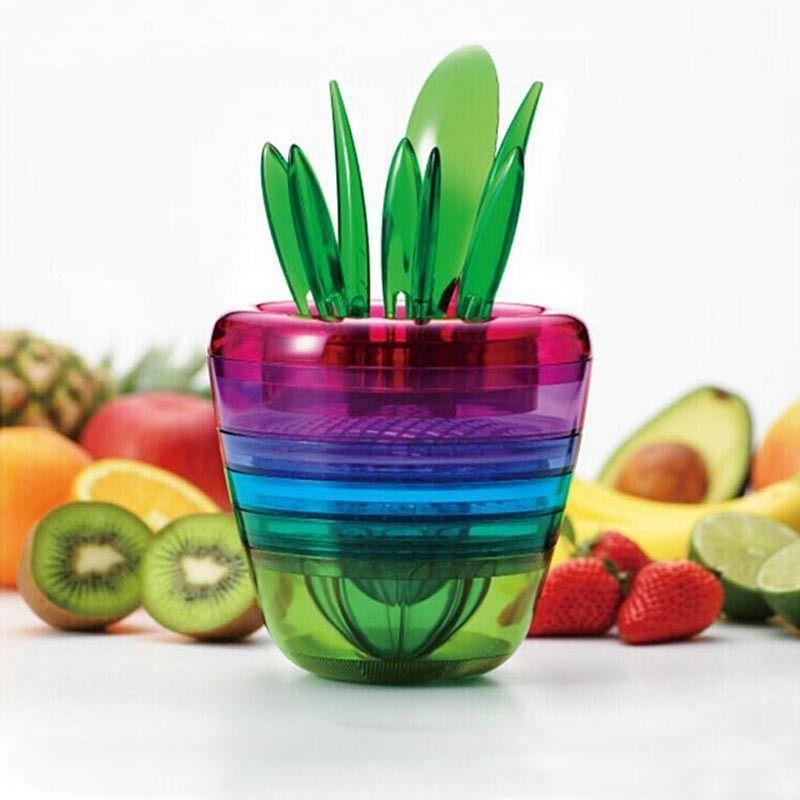 Набор для нарезки овощей и фруктов Fruits Plant