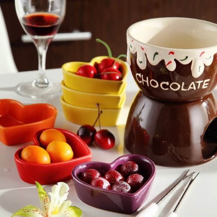 """Мини-фондю """"Шоколад"""""""