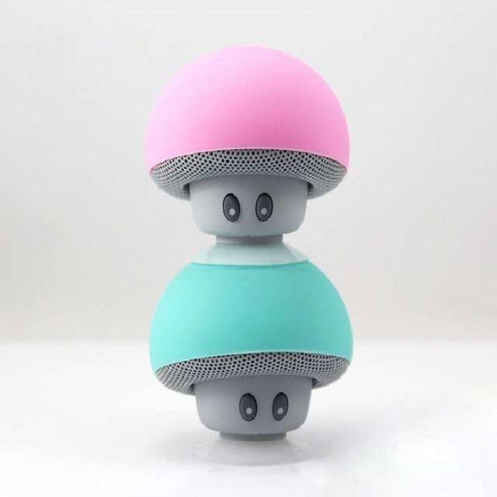 Колонка беспроводная Bluetooth в виде гриба