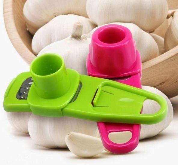 Терка для чеснока Garlic Mixer