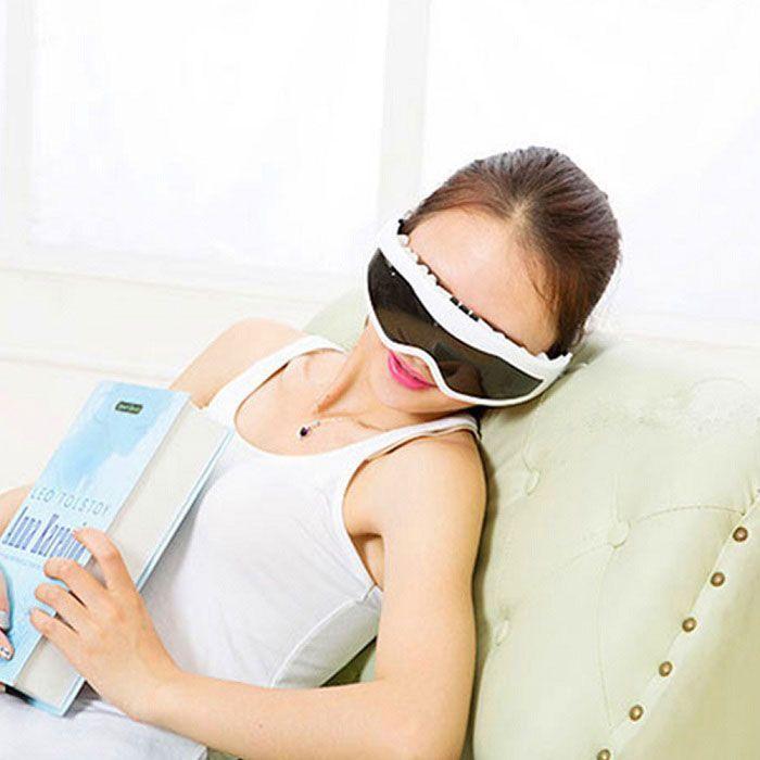 Магнитно-акупунктурный массажер для глаз Fitstudio