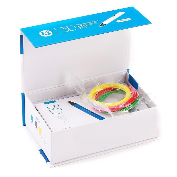 Ручка-принтер 3D Spider Pen Slim с Oled-дисплеем