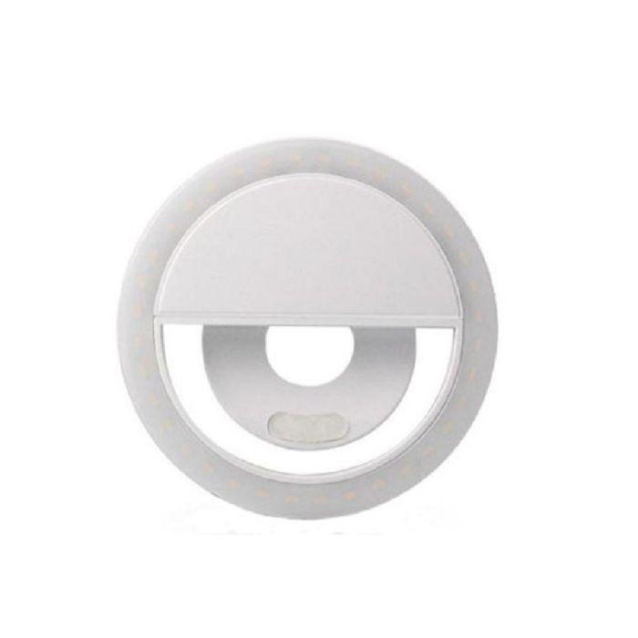 Селфи-лампа Selfie Ring Light (работает от USB)