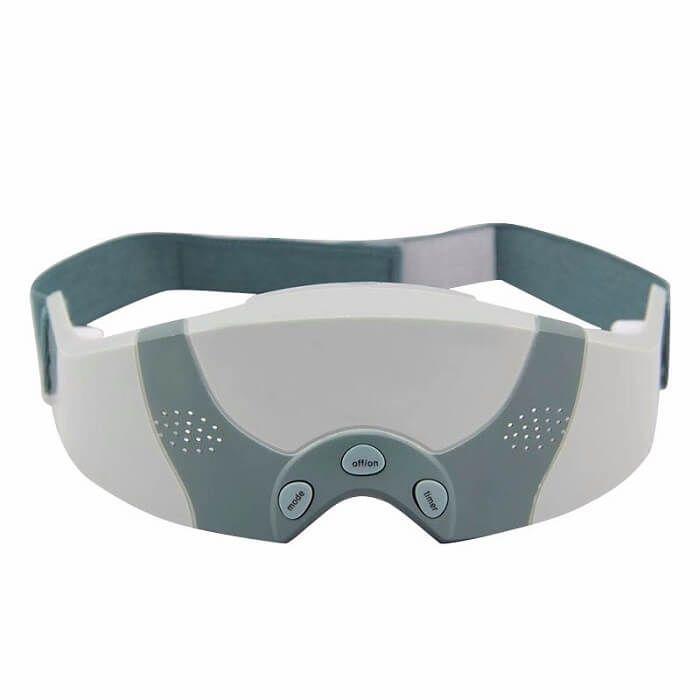 Магнитно-перфорационный массажер для глаз FitStudio