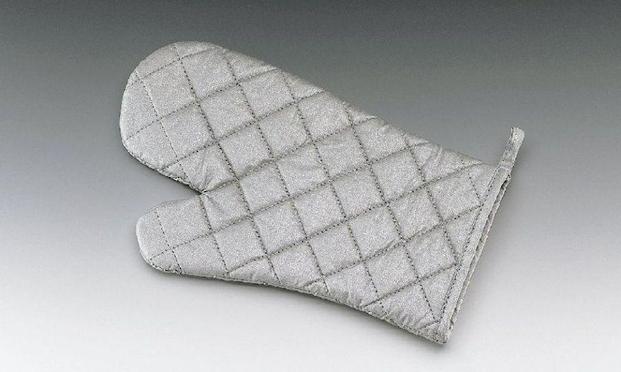 Набор рукавица и прихватка для горячего