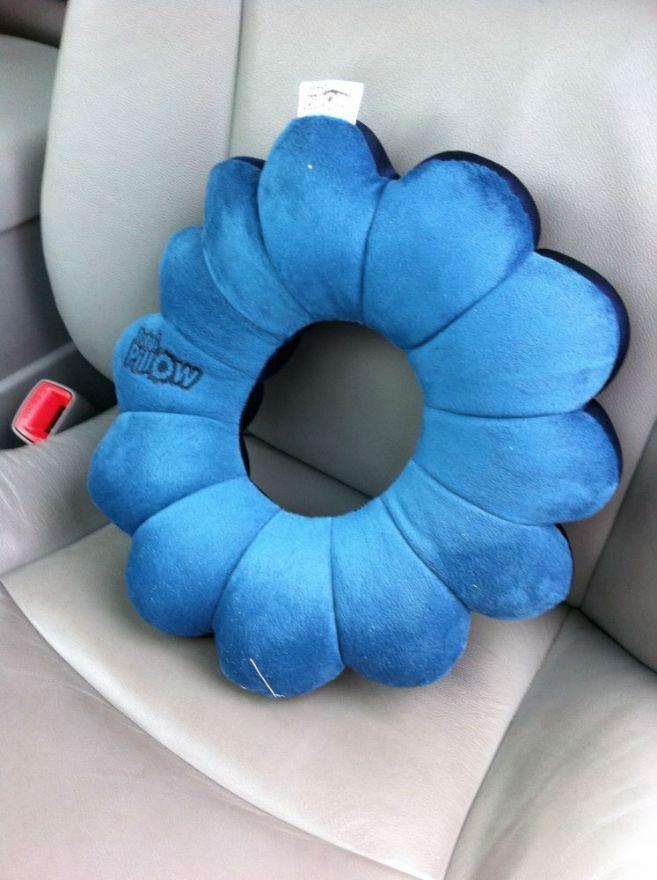 Подушка для путешествий Total Pillow