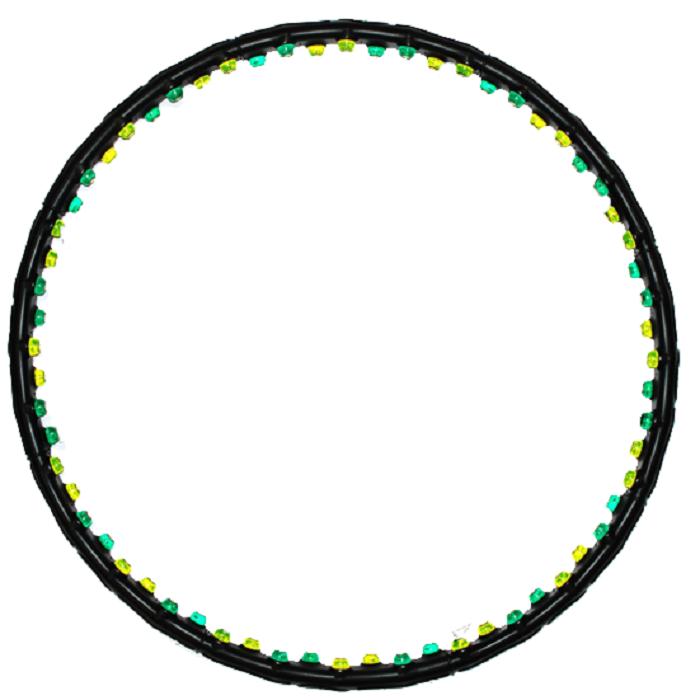 Утяжеленный обруч Light (64 магнитов, 98 см, 1,15 кг)