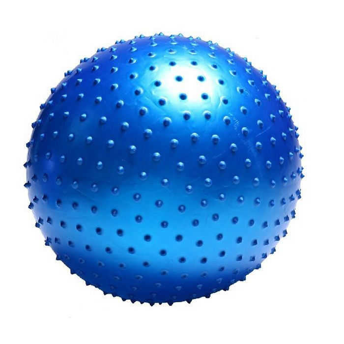 Мяч массажный Massage Ball ( с насосом)