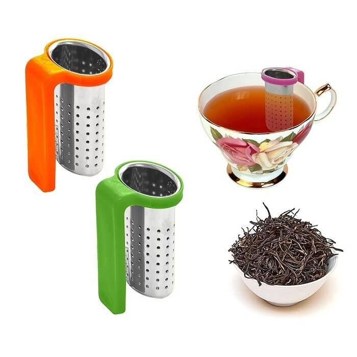 Ситечко для заваривания чая с креплением