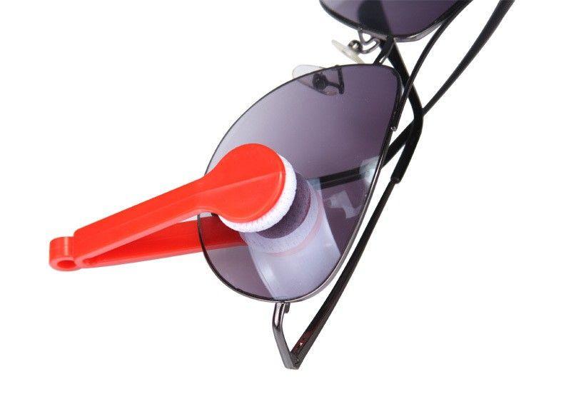 Устройство для чистки стекол очков Microfiber Eyeglass