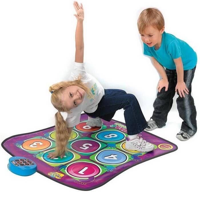 Танцевальный коврик Dancing Challenge Playmat SLW9715