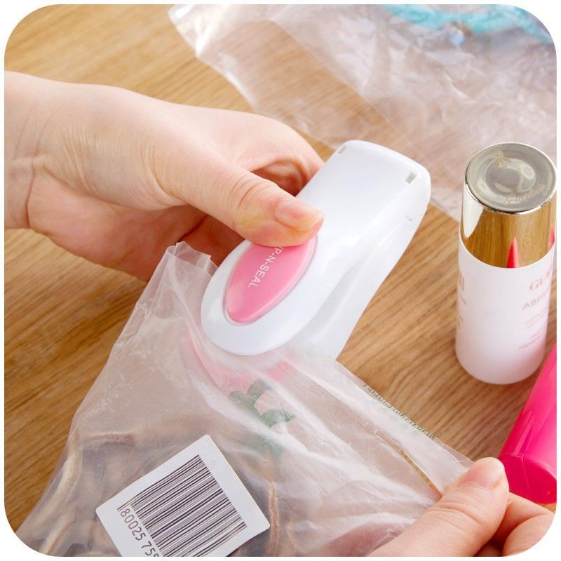 Ручной запайщик пакетов Korea Type Mini Sealing