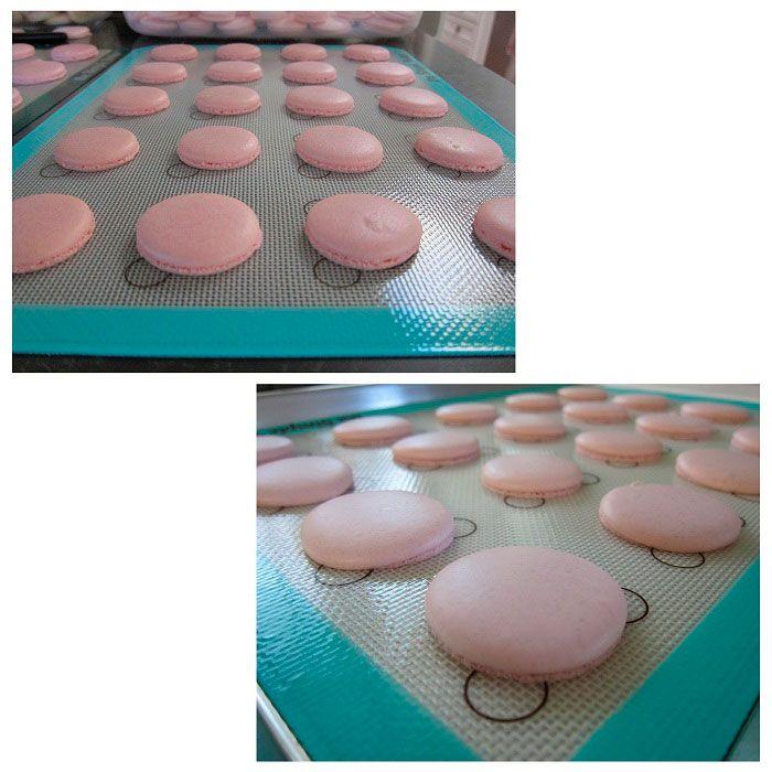 Силиконовый коврик для выпечки и запекания антипригарный с покрытием PTFE