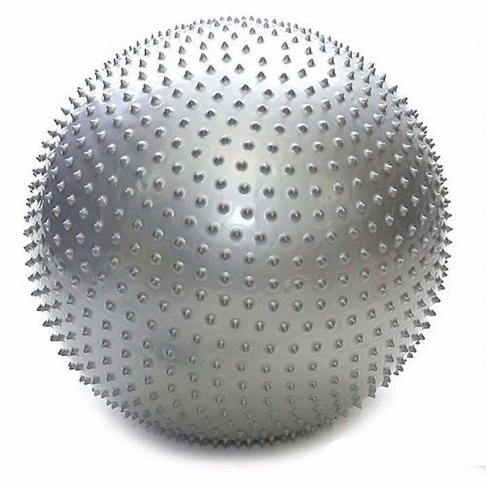 Мяч массажный Massage Ball 65 см с насосом