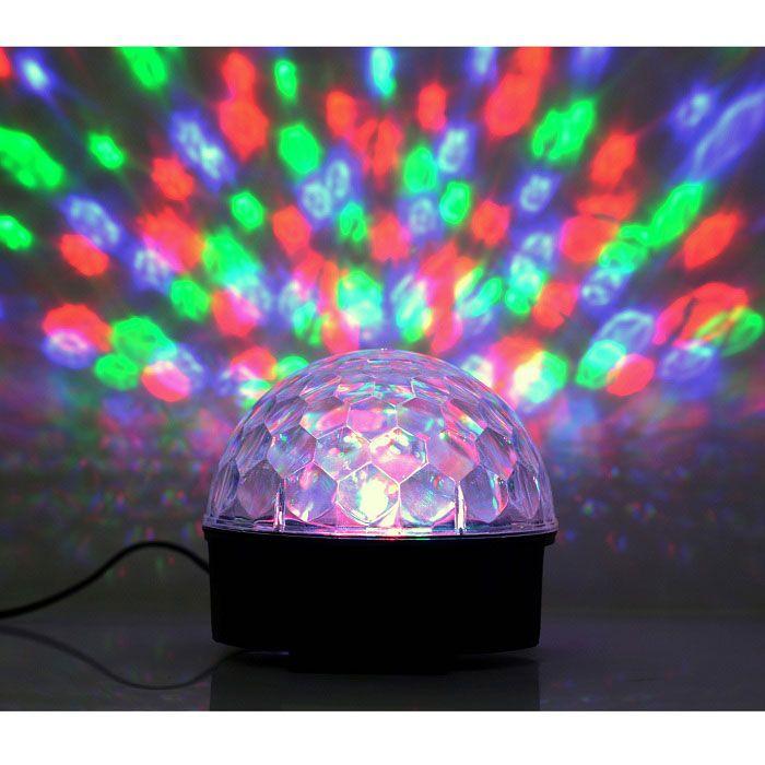 Светодиодный диско-шар Magic Ball Led Crystal
