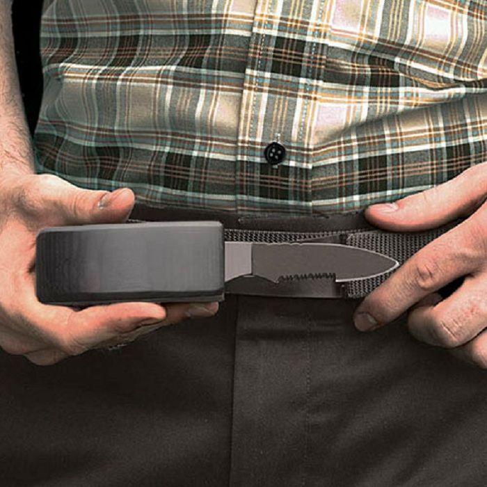 Защитный нож - ремень Grizzly (Гризли)
